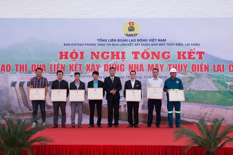 Thi đua liên kết góp phần để Thủy điện Lai Châu về đích sớm 3