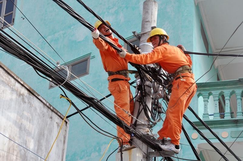 EVN HANOI lên phương án cấp điện dịp Noel và Tết Dương lịch 2