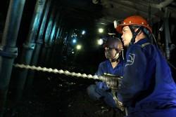 Một năm vượt khó thành công của Mỏ Hầm lò II