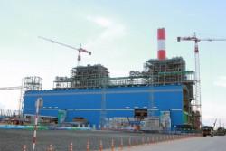 Các hạng mục chính Nhiệt điện Thái Bình 2 cơ bản hoàn thành