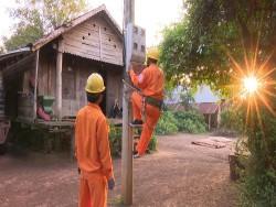 Điều chuyển vốn cho Dự án cấp điện nông thôn tỉnh Đắk Lắk