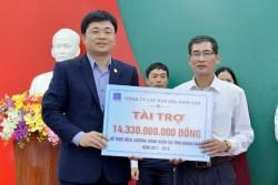 BSR hỗ trợ trên 14 tỷ đồng cho hoạt động xã hội tại Quảng Ngãi