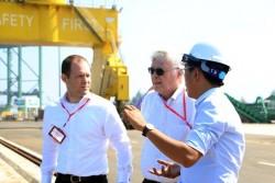 Exxon Mobil và PVN tìm kiếm cơ hội đầu tư tại Quảng Ngãi