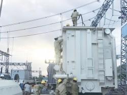 Nâng công suất trạm biến áp 220kV Nha Trang, Krông Búk