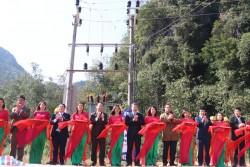Thêm thôn ở Lạng Sơn có lưới điện quốc gia