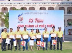 PV Gas nỗ lực chăm lo tốt cho người lao động