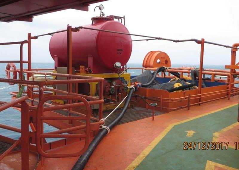 PVN chủ động ứng phó cơn bão Tembin 2