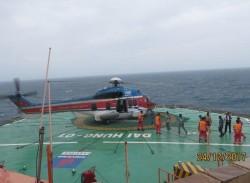 PVN chủ động ứng phó cơn bão Tembin