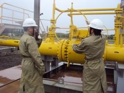Đảm bảo an toàn các công trình khí trong bão Tembin