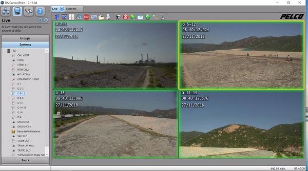Môi trường khu vực nhà máy nhiệt điện Vĩnh Tân được đảm bảo 5