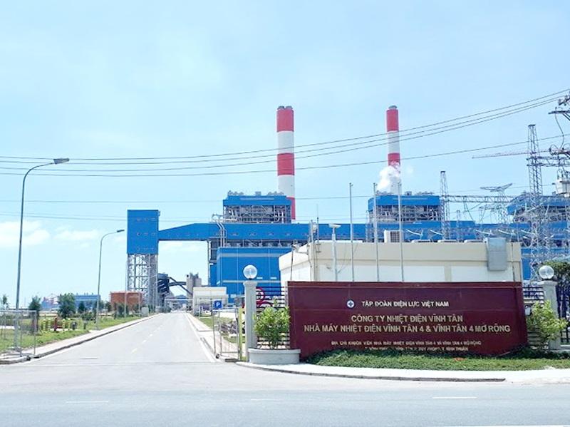 Môi trường khu vực nhà máy nhiệt điện Vĩnh Tân được đảm bảo 1