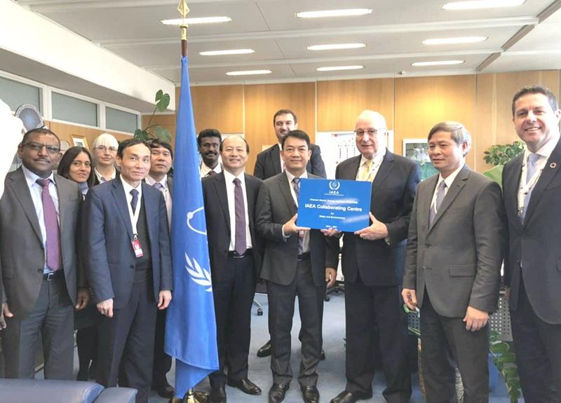 VINATOM ký Thỏa thuận thiết lập Trung tâm hợp tác với IAEA 2