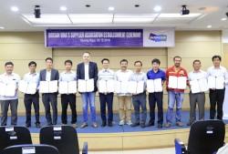 Thành lập Hiệp hội các nhà cung cấp của Doosan Vina