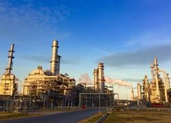 Lọc dầu Nghi Sơn chính thức vận hành thương mại