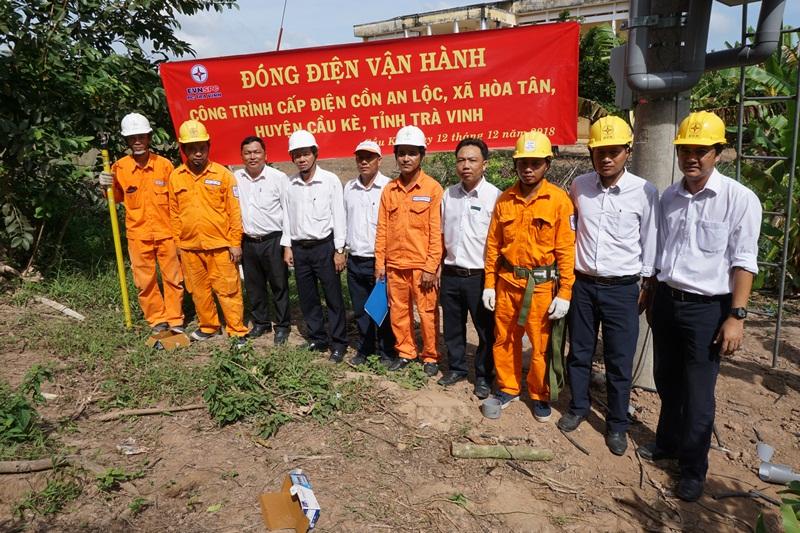 """""""Ốc đảo"""" cuối cùng của tỉnh Trà Vinh có điện lưới quốc gia 2"""