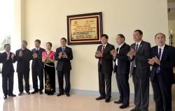Khánh thành công trình xã hội tại Sơn La do EVN tài trợ