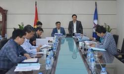 Hội nghị Kiểm điểm tập thể, cá nhân trong Ban Thường vụ Đảng ủy EVN