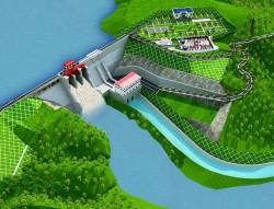 Phê duyệt chủ trương đầu tư cụm dự án Thủy điện Hướng Sơn