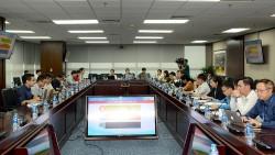 EVN tổ chức hội nghị về Phần mềm Quản lý đầu tư xây dựng