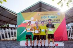 Khí Cà Mau giành nhiều giải thưởng tại Hội thao ngành Dầu khí