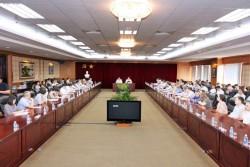 Hội đồng Vietsovpetro - Kỳ họp lần thứ 52 bắt đầu làm việc