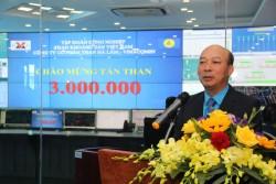 Than Hà Lầm đón tấn than thứ 3 triệu trong năm 2019