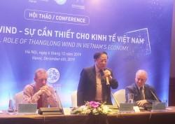 Thông tin mới nhất về dự án ThangLong Wind