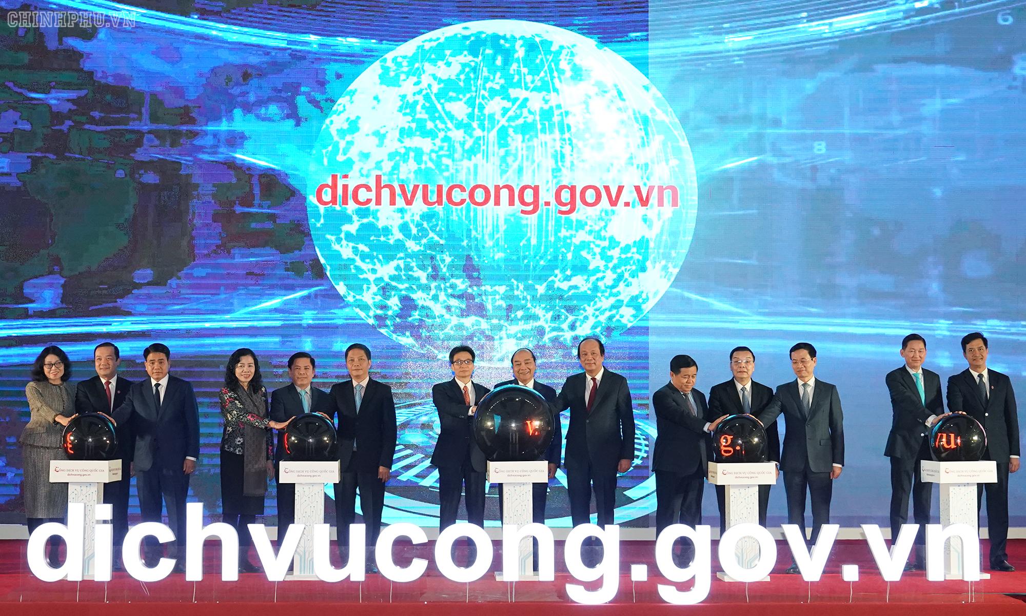 EVN có 3 dịch vụ điện được kết nối Cổng Dịch vụ công Quốc gia