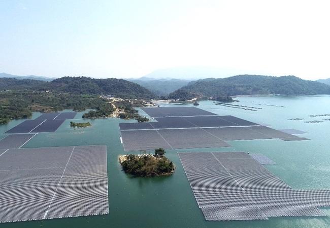 Ký hợp đồng EPC dự án Nhà máy điện mặt trời Sê San 4