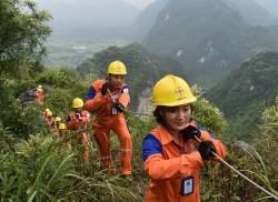 65 năm xây dựng và phát triển của ngành Điện lực Việt Nam
