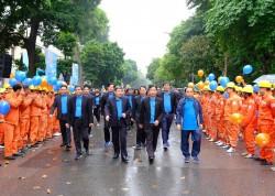 'EVNHANOI đồng hành cùng Thủ đô'