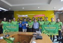 """PVFCCo Runners đạt chức vô địch """"Giải Marathon Quốc tế"""""""