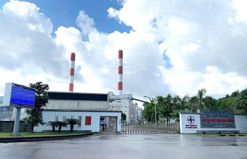 Công ty Nhiệt điện Mông Dương: Sản xuất gắn với bảo vệ môi trường