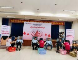 Thủy điện An Khê - Ka Nak hưởng ứng 'Tuần lễ hồng lần thứ VI'