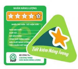 Quá trình áp dụng dán nhãn năng lượng tại Việt Nam