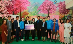 EVNNPC khánh thành công trình xã hội tại Yên Bái