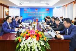 Ký kết các văn kiện Kỳ họp lần thứ 53 - Hội đồng Vietsovpetro