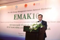 Hội nghị quốc tế G20 và các nước ASEAN về sử dụng năng lượng tiết kiệm, hiệu quả