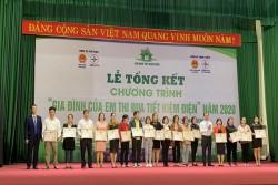 PC Cao Bằng tổng kết chương trình 'Gia đình của em thi đua tiết kiệm điện'