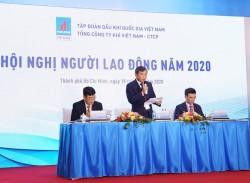 PV GAS tổ chức thành công Hội nghị Người lao động năm 2020