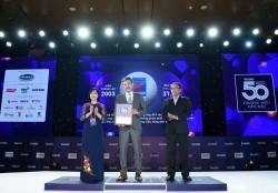PVFCCo trong Top 50 thương hiệu Việt Nam dẫn đầu năm 2020