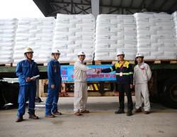 BSR xuất bán thành công sản phẩm hạt nhựa mới T3050