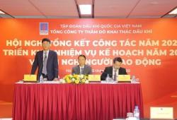 Một năm vượt khó thành công của Tổng công ty Thăm dò Khai thác Dầu khí