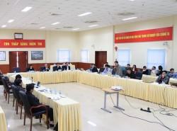 EVNGENCO 3 tổ chức khóa đào tạo Thị trường bán buôn điện cạnh tranh