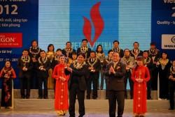 PTSC đạt Thương hiệu Quốc gia năm 2012