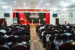 Đảng ủy than Quảng Ninh: Bồi dưỡng nghiệp vụ công tác Đảng 2013
