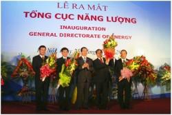 Bước đột phá về tổ chức của ngành Năng lượng Việt Nam
