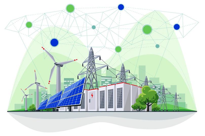 Có thể 'cách mạng hóa' ngành năng lượng tái tạo với Blockchain?