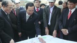 Cần giải quyết ngay địa điểm xây dựng Nhà máy Nhiệt điện An Khánh II
