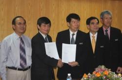 Ký biên bản ghi nhớ phát triển dự án nhiệt điện Quảng Trị